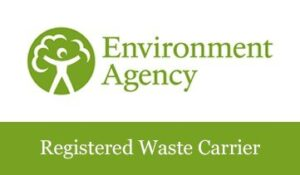 Environment Agency Waste Carrier Licence